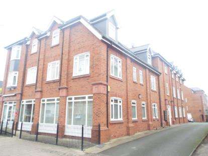 2 Bedrooms Flat for sale in Hillview House, Main Street, Frodsham, Cheshire, WA6