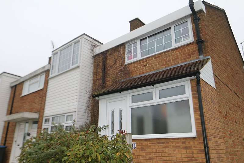 3 Bedrooms End Of Terrace House for sale in Barn Mead, Harlow, Essex, CM18