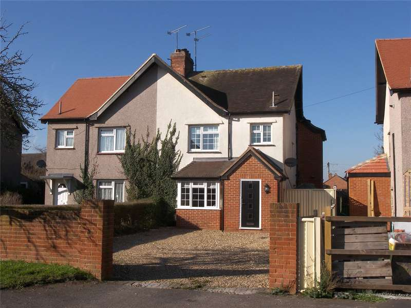 3 Bedrooms Semi Detached House for sale in Glebe Lane, Sonning On Thames, Berkshire, RG4
