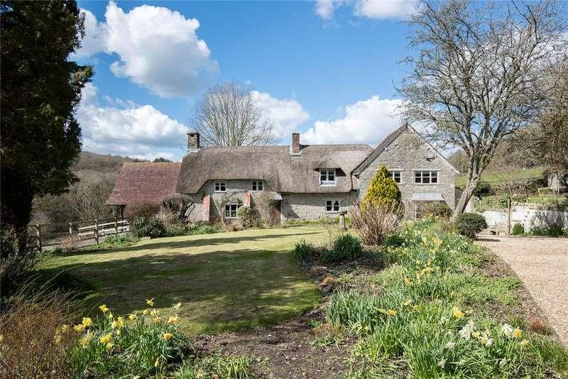 4 Bedrooms Detached House for sale in Zeals Row, Zeals, Warminster, Wiltshire