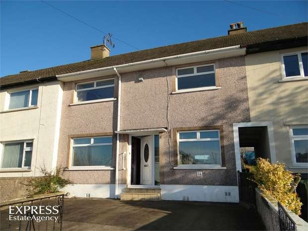 3 Bedrooms Terraced House for sale in Heatherfields, Broughton Moor, Maryport, Cumbria