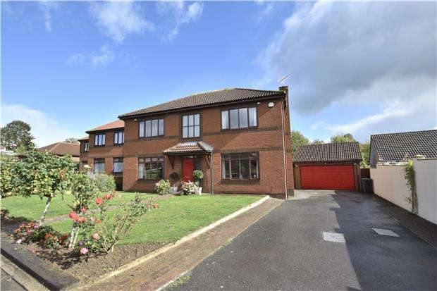 5 Bedrooms Detached House for sale in Ceres Close, Longwell Green, BS30 9AR