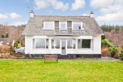 4 Bedrooms House for sale in Garelochhead, Helensburgh