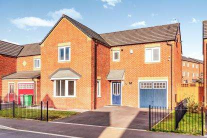 4 Bedrooms Detached House for sale in Bottomley Side, Blackley, Manchester, Greater Manchester