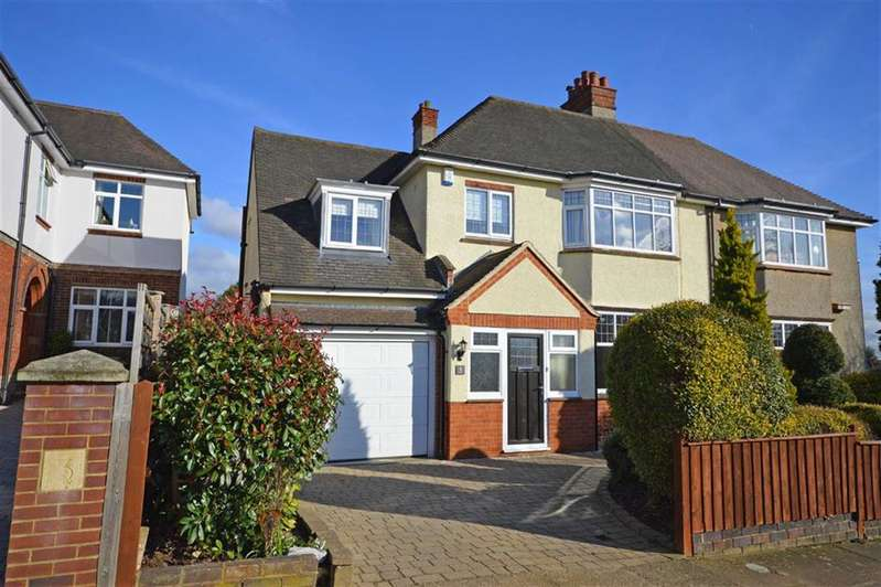 4 Bedrooms Semi Detached House for sale in Abington