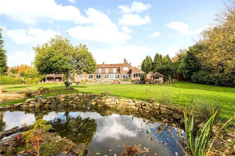 5 Bedrooms Detached House for sale in Little London, Heathfield, East Sussex, TN21