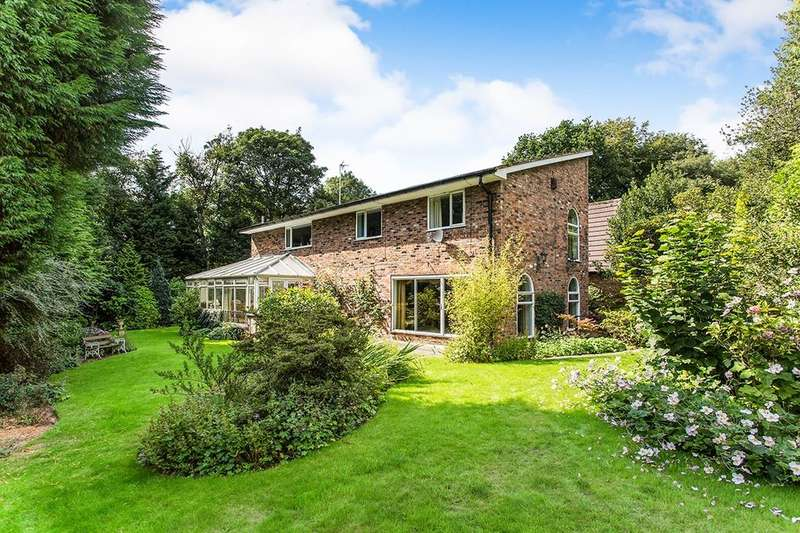 4 Bedrooms Detached House for sale in The Spinney Chatsworth Road, Worsley, Manchester, M28