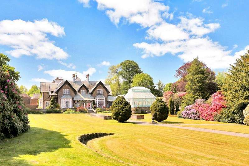 6 Bedrooms House for sale in Oakamoor, Stoke-on-Trent, Staffordshire