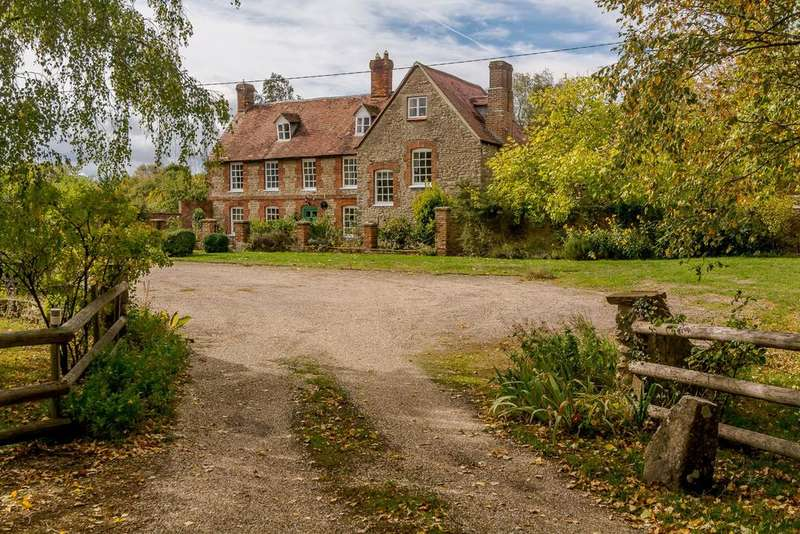 6 Bedrooms Equestrian Facility Character Property for sale in Stanford in the Vale, Oxfordshire, SN7