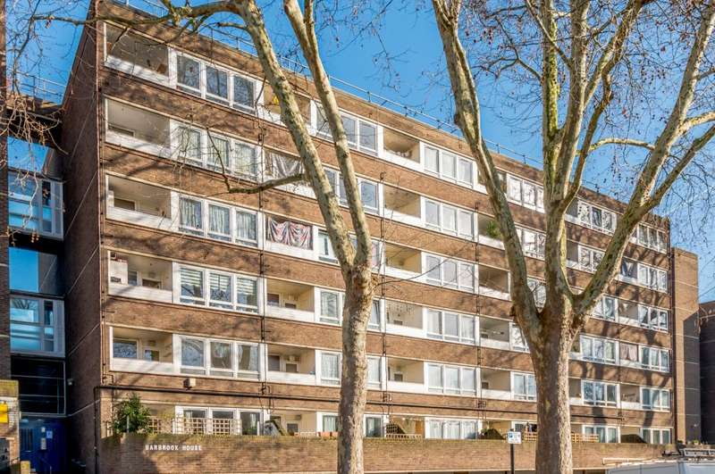 2 Bedrooms Maisonette Flat for sale in Barbrook House, London, E9 6PE