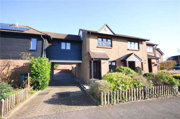 3 Bedrooms Terraced House for sale in Shakespeare Way, Warfield, Bracknell