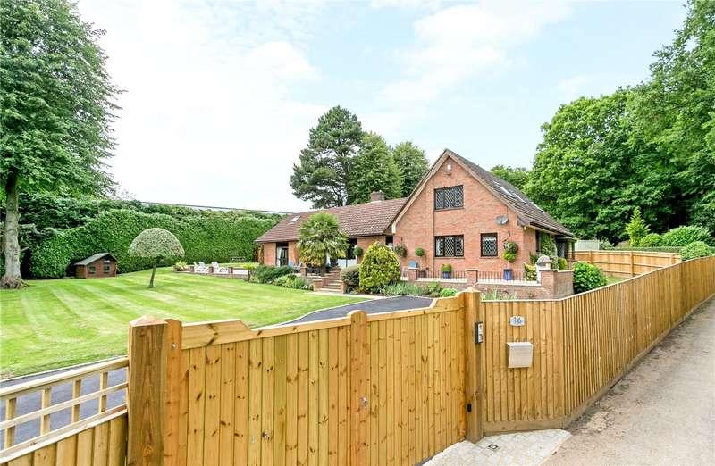 5 Bedrooms Detached House for sale in Magnolia Dene, Hazlemere, Buckinghamshire, HP15