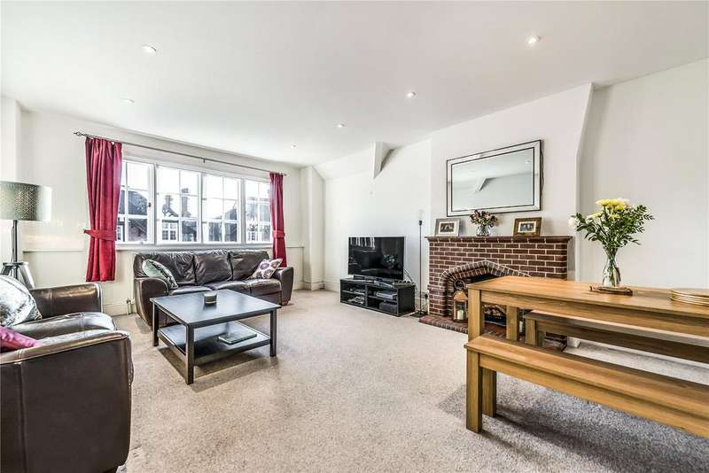 3 Bedrooms Maisonette Flat for sale in Downleaze, Stoke Bishop, Bristol, Somerset, BS9
