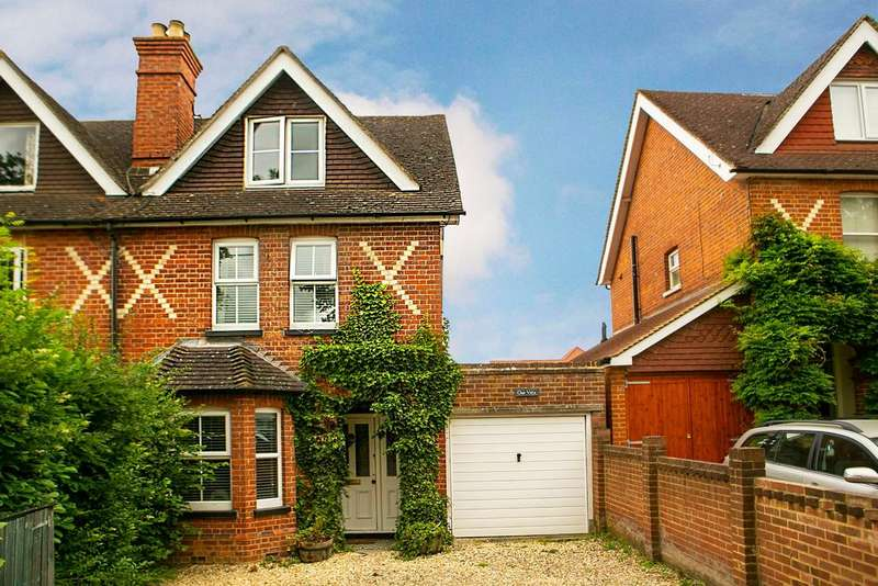 3 Bedrooms Semi Detached House for sale in Spencers Wood, Reading
