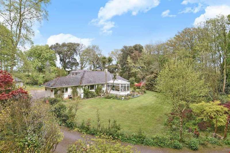 5 Bedrooms Detached House for sale in Mylor Downs, Falmouth, Cornwall