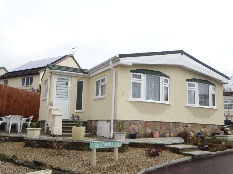 2 Bedrooms Park Home Mobile Home for sale in Glenmore Road, Cinderford