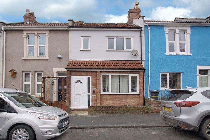 2 Bedrooms Terraced House for sale in Anstey Street, Bristol, BS5 6DG