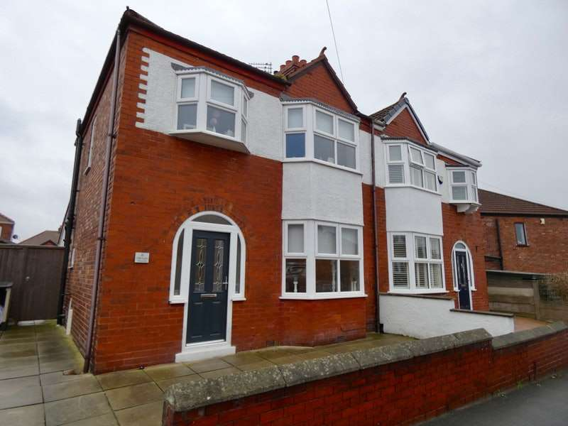 3 Bedrooms Semi Detached House for sale in Shelagh Avenue, Widnes, Cheshire, WA8