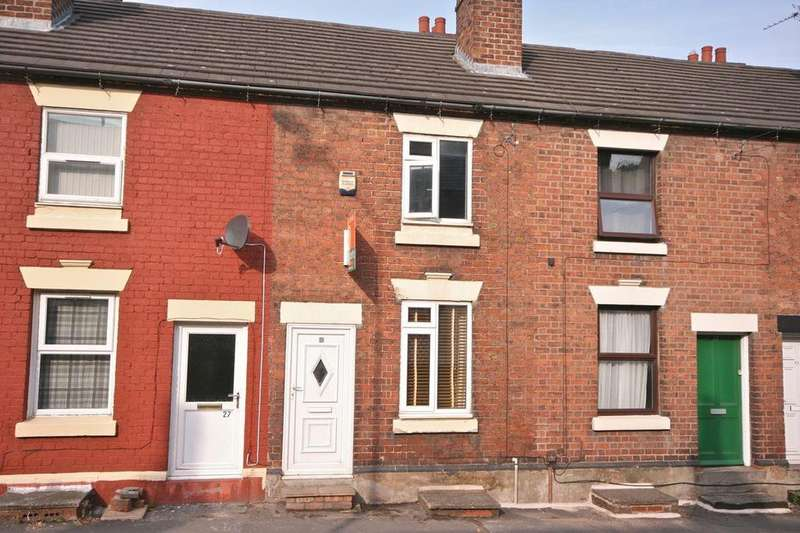 2 Bedrooms Terraced House for sale in Stafford Road, Oakengates, Telford