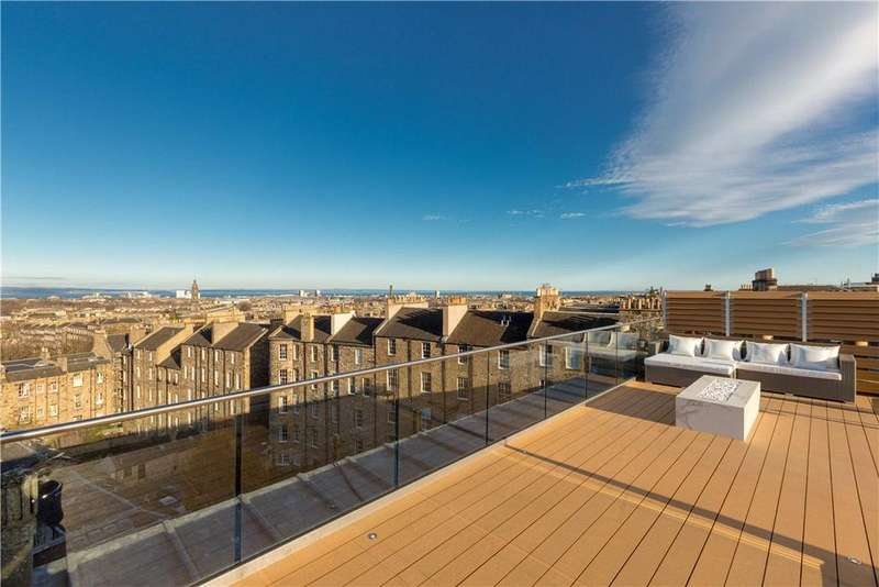5 Bedrooms Terraced House for sale in Abercromby Place, Edinburgh, Midlothian, EH3
