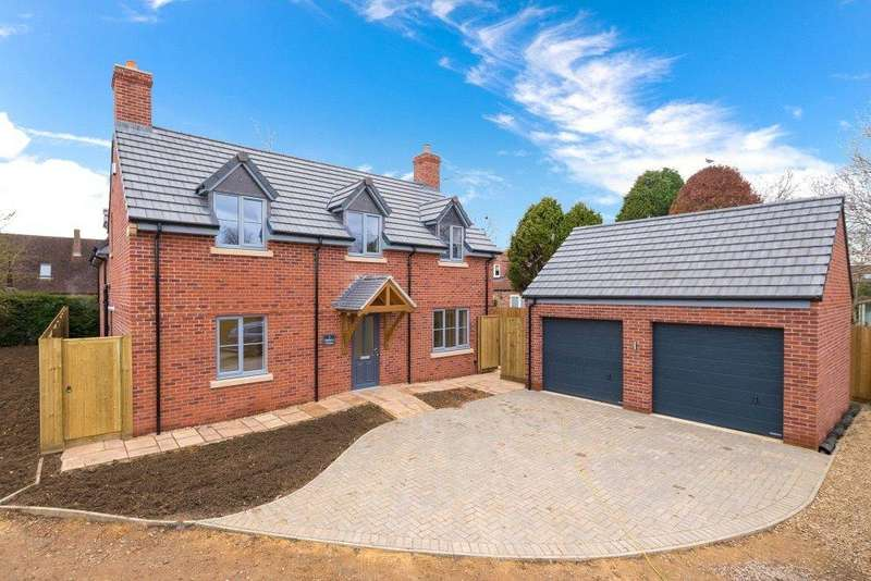 4 Bedrooms Detached House for sale in Ford Lane, Morton, Bourne, PE10