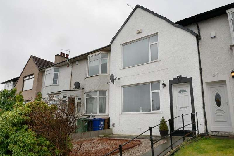 2 Bedrooms Terraced House for sale in Clydesdale Avenue, Paisley PA3