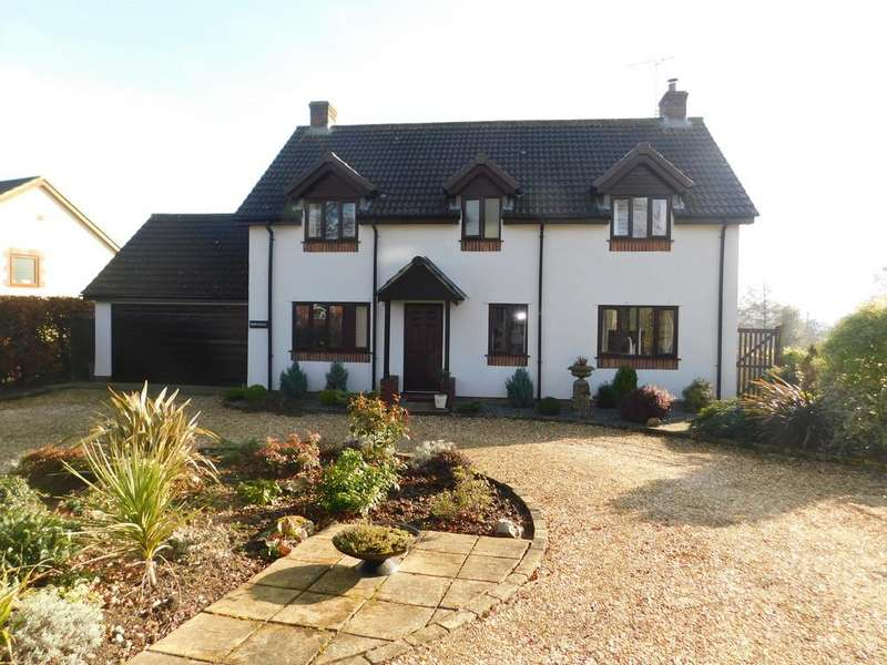 4 Bedrooms Detached House for sale in Tatworth Street, Tatworth