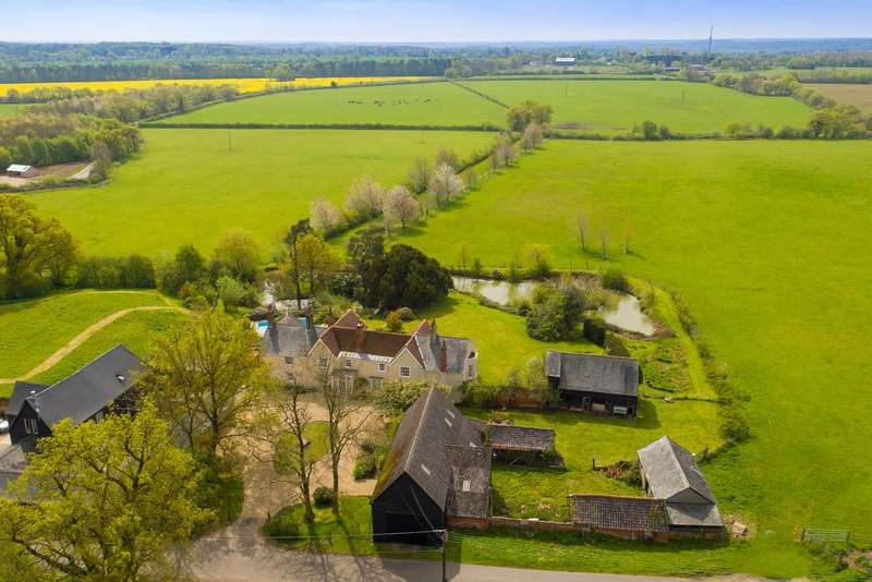 6 Bedrooms Detached House for sale in Blackmore End, Braintree