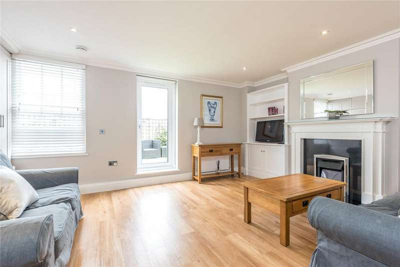 2 Bedrooms Apartment Flat for sale in Liverpool Road, Islington, N1