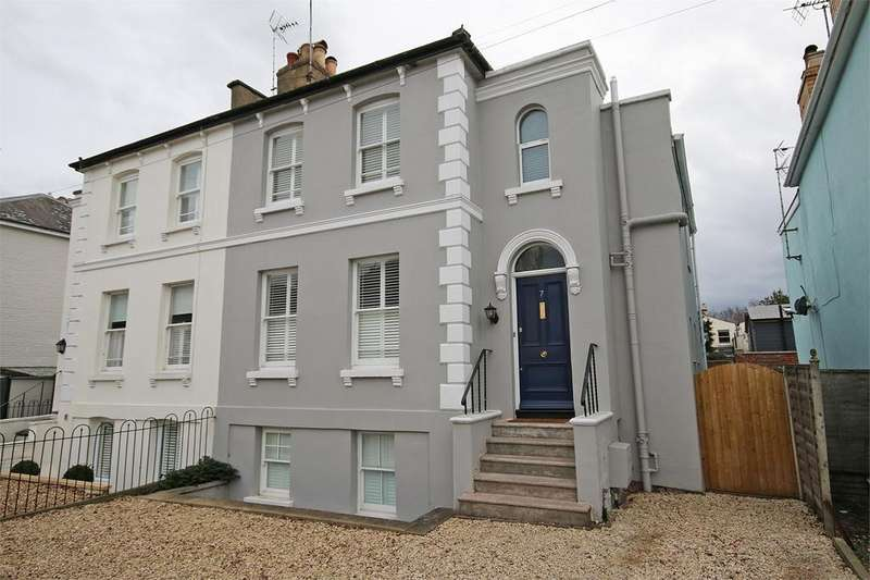 4 Bedrooms Semi Detached House for sale in Kings Road, Cheltenham