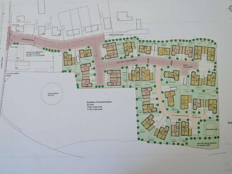 Plot Commercial for sale in 59-61 London Road, Little Clacton, Clacton-on-Sea