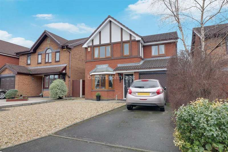 3 Bedrooms Detached House for sale in Osborne Close