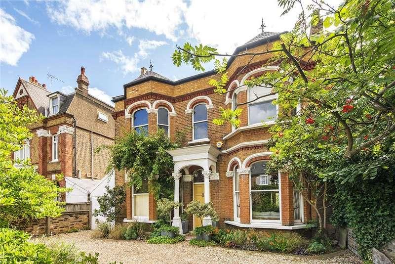 5 Bedrooms Detached House for sale in Castelnau, Barnes, London, SW13