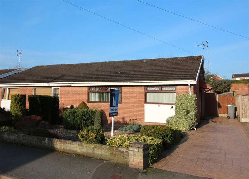 2 Bedrooms Bungalow for sale in Gwalia, Nant Parc, Johnstown, Wrexham, LL14