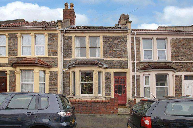 2 Bedrooms Terraced House for sale in Sloan Street, St George, Bristol, BS5 7AE
