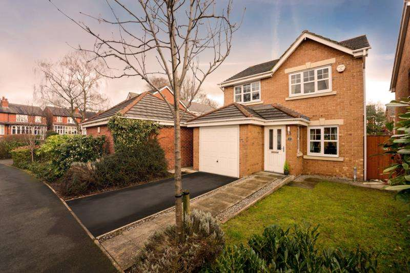 3 Bedrooms Detached House for sale in Scholars Drive, Cheadle Heath
