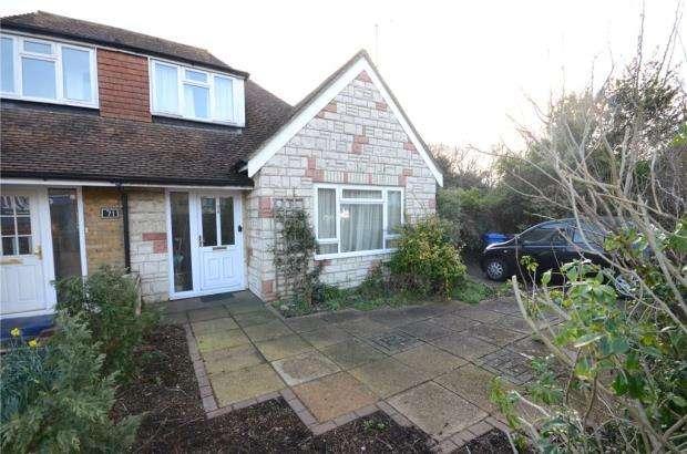 2 Bedrooms Semi Detached Bungalow for sale in Moor Lane, Maidenhead, Berkshire