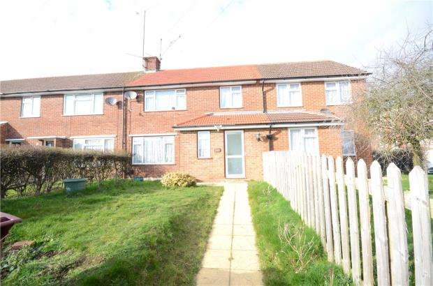 3 Bedrooms Terraced House for sale in Gainsborough Road, Reading, Berkshire