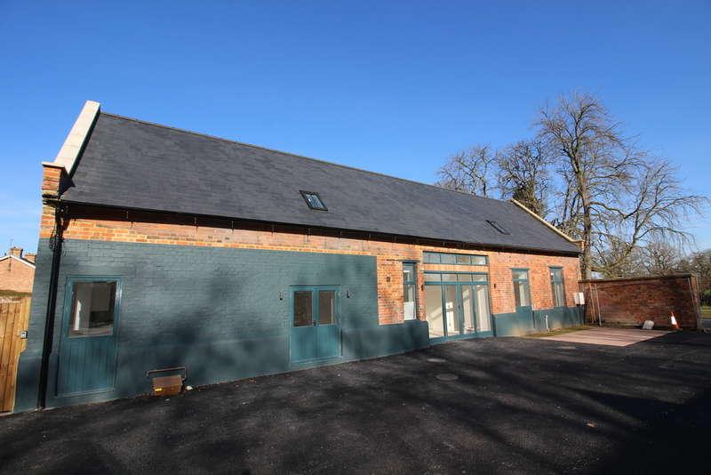 4 Bedrooms Detached House for sale in Plot 1 Coach House Mews, Church Lane, Goldington, MK41