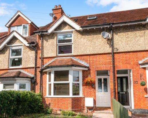 4 Bedrooms Terraced House for sale in Basingstoke, Hampshire, .