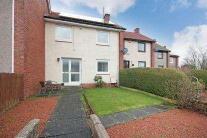 2 Bedrooms Terraced House for sale in Brewlands Drive, Symington
