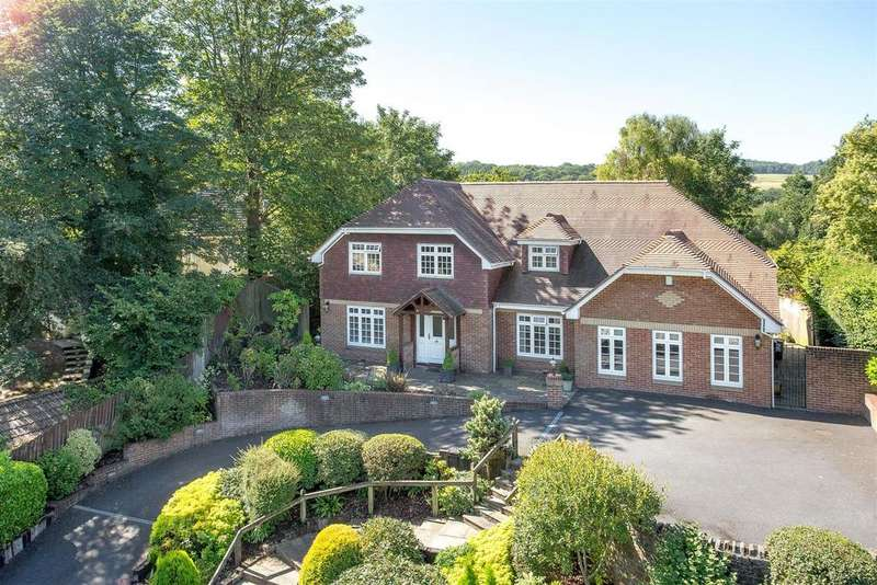5 Bedrooms Detached House for sale in Flax Bourton, Bristol