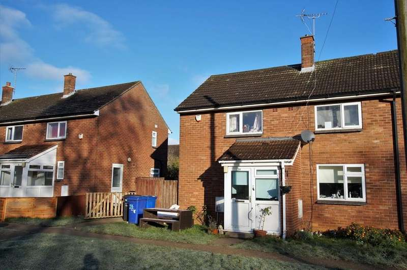 3 Bedrooms End Of Terrace House for sale in Buchanan Road, Hemswell Cliff