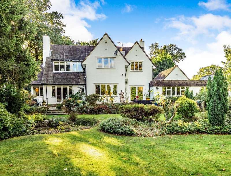 4 Bedrooms Detached House for sale in Old Station Road, Hampton In Arden, Solihull, B92