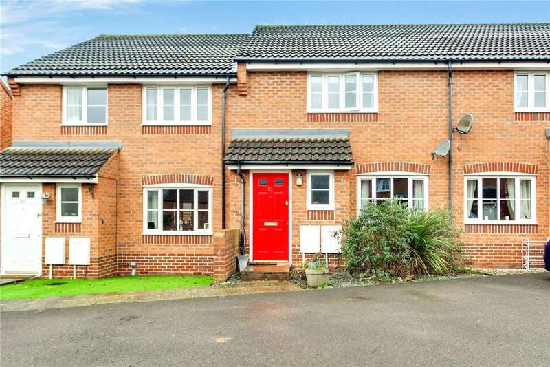 2 Bedrooms Terraced House for sale in Gloucester Avenue, Shinfield, Reading, Berkshire, RG2