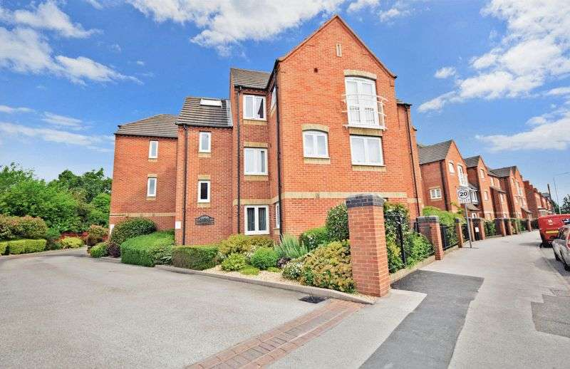 1 Bedroom Property for sale in Giles Court, Nottingham, NG2 6BL