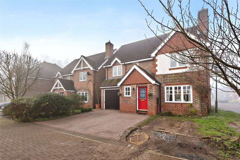 4 Bedrooms Detached House for sale in Mallard Way, Aldermaston, Reading, Berkshire, RG7