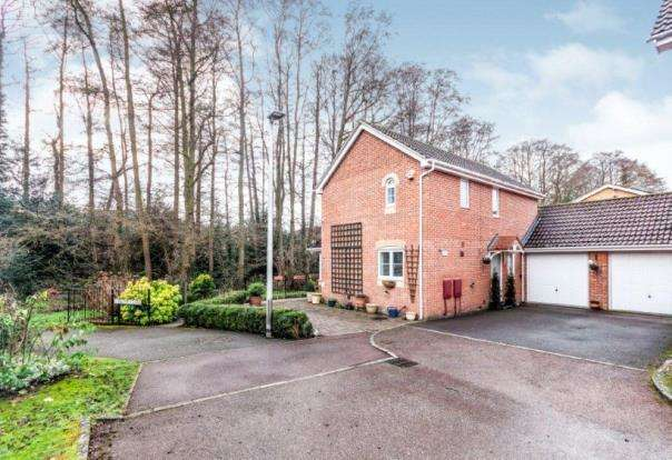 3 Bedrooms Detached House for sale in Bracknell, Berkshire, .