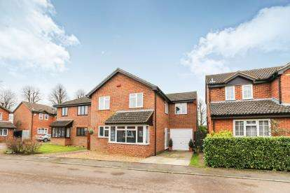 4 Bedrooms Detached House for sale in Thames Close, Flitwick, Beds, Bedfordshire