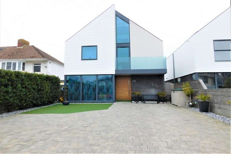 5 Bedrooms Detached House for sale in Branksea Avenue, Hamworthy, Poole, BH15